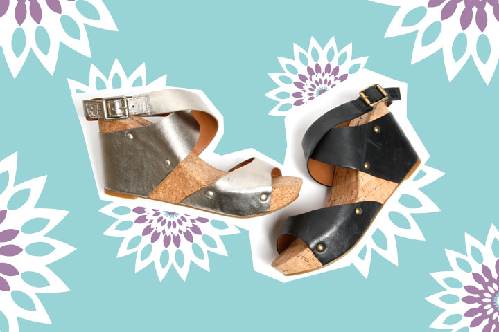 Dress It Up! – Wedge Sandals