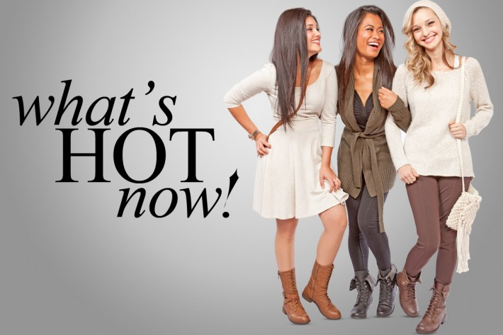 Special: Fall for Fall's Hottest Trends!