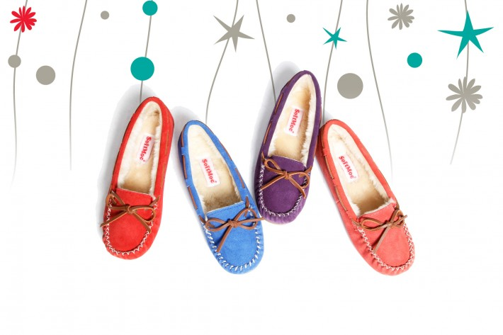 This Just In: SoftMoc 'Bali' Ballerina Moccasins