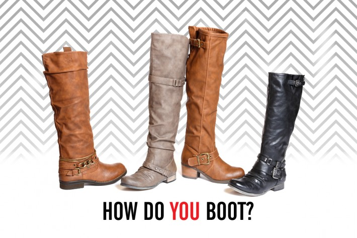 How Do You Boot?