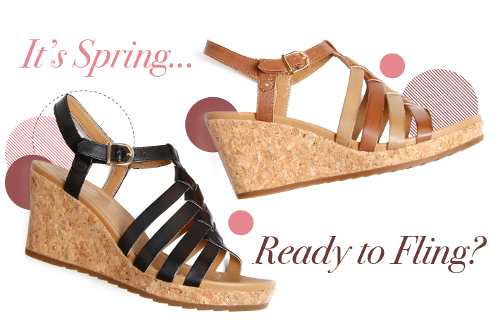 Spring Fling: Are You Sandal Ready?