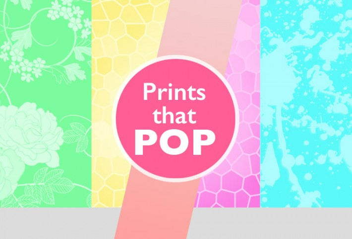 Spotted: Prints that POP!