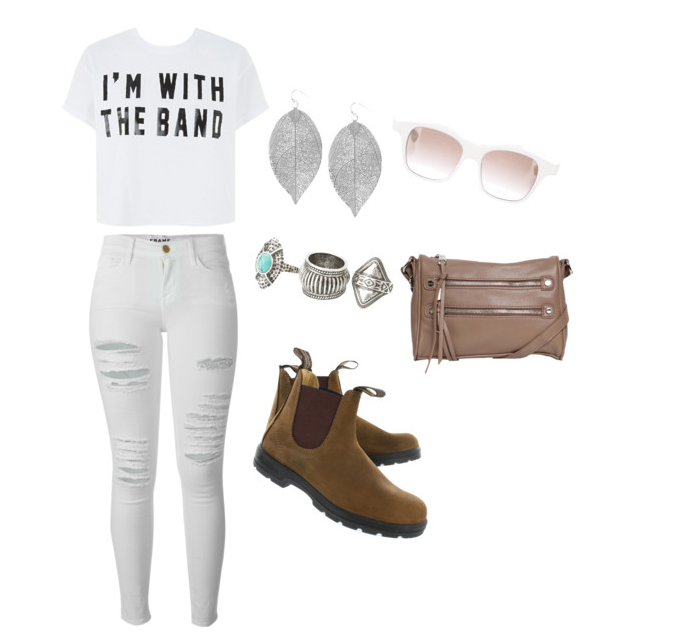 Unisex 550 SERIES tan pull on boots   UK SIZING   Polyvore