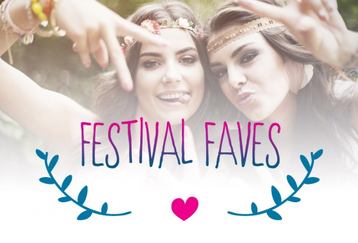 Style It Your Way: Festival Faves