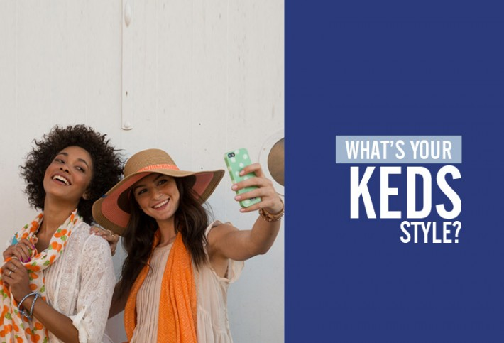 This Just In: What's Your Keds Style?