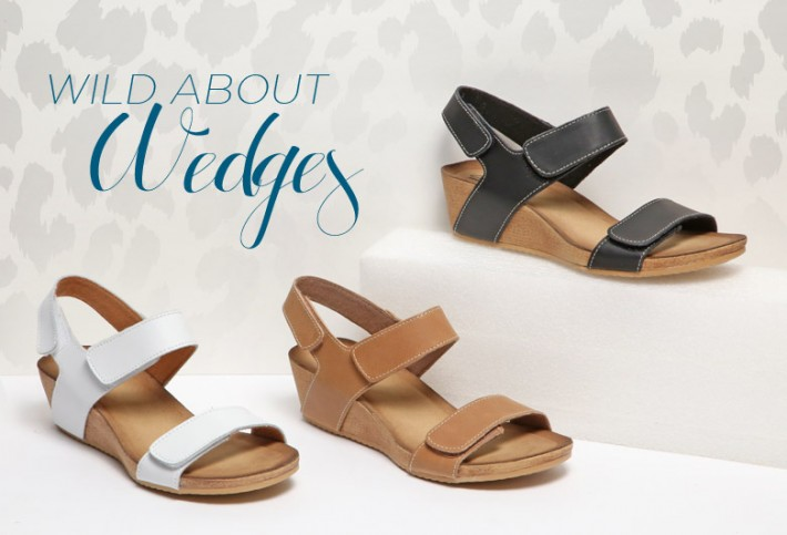 This Just In: Wild About Wedges