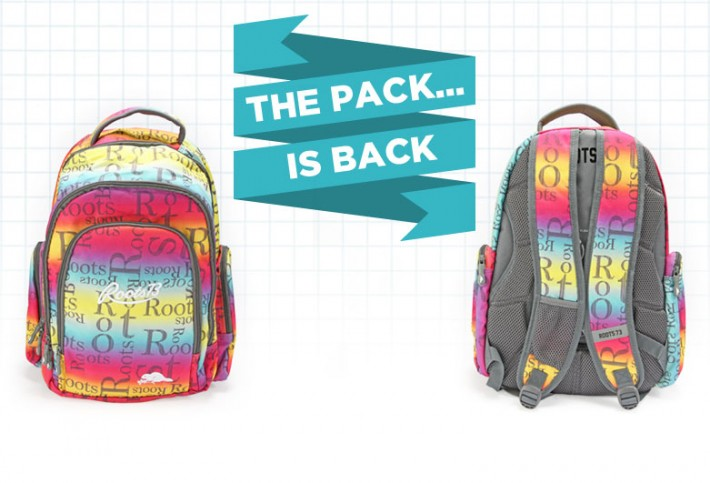 Spotted: The Pack Is Back!
