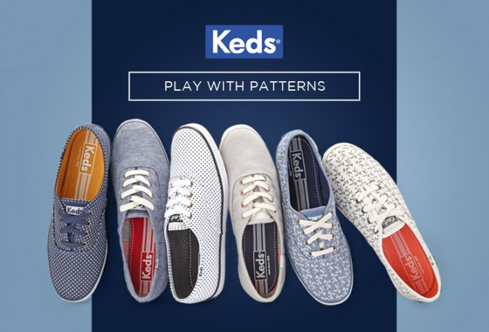 Style It Your Way: Keds
