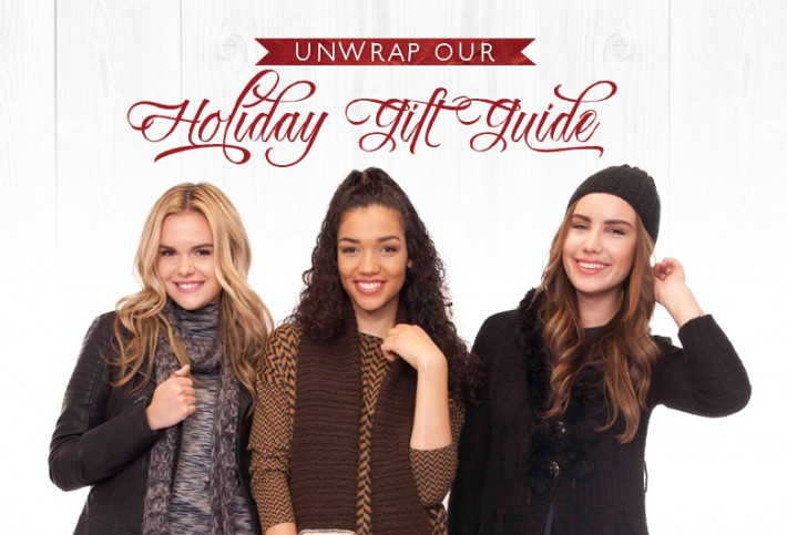 Spotted: Unwrap Our Holiday Gift Guide!