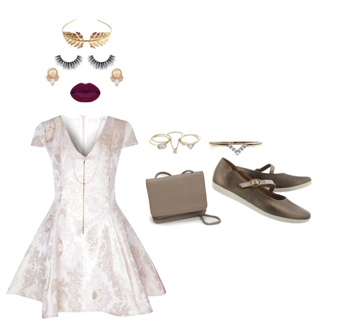 Clarks Prom Polyvore